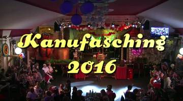 Kanufasching 2016