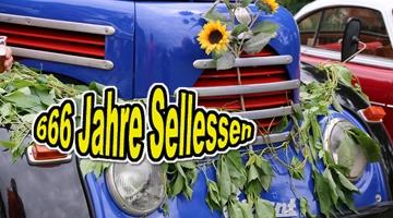 Diaschau 666 Jahre Sellessen