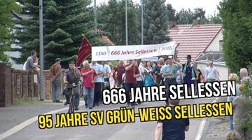 Festumzug 666 Jahre Sellessen