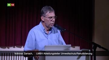"""Nach ca. 1½ Jahren lud die Stadt Spremberg, wieder gemeinsam mit dem Aktionsbündnis """"Klare Spree"""", zu einem Bürgerforum"""