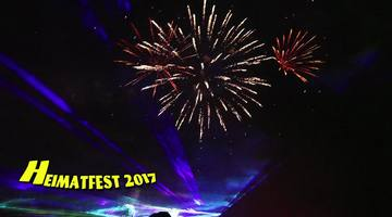 Heimatfest 2017 in Spremberg