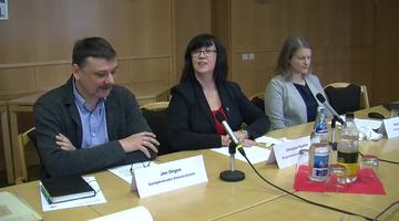 Pressekonferenz am 31.01.2018