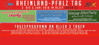 ANTENNE @ Rheinland-Pfalz-Tag in Alzey