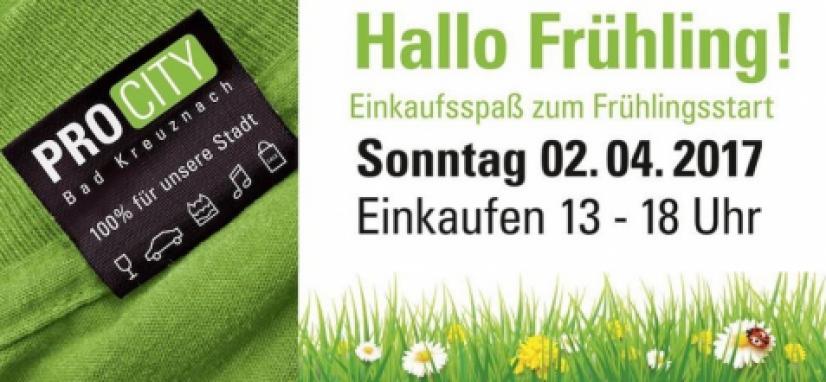 Frühlings-Sonntag in Bad Kreuznach
