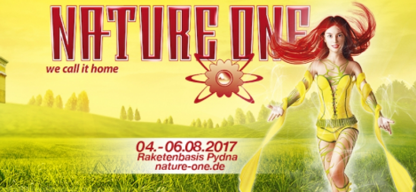 NATURE ONE 2017 - Antenne GEWINNSPIEL
