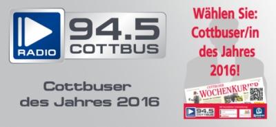 Cottbuser des Jahres 2016-Image