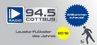 ANDY HEBLER ist LAUSITZ-FUßBALLER DES JAHRES 2016-Image
