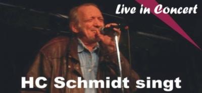 25. Februar: Live in Concert H.C. SCHMIDT SINGT TOM WAITS-Image