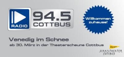 NEU in der Theaterscheune VENEDIG IM SCHNEE-Image