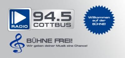 BÜHNE FREI 94.5 Radio Cottbus sucht DIE Stars von Morgen-Image