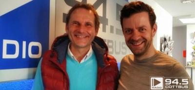 25. April: STL mit Frank Eulberg, Co-Trainer beim FC Energie Cottbus-Image