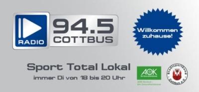 27. Juni: STL mit Jonas Zickert vom FC Energie Cottbus-Image