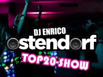 Sa 12-14 Uhr & Mo 20-22 Uhr: Top20 mit Enrico Ostendorf-Image