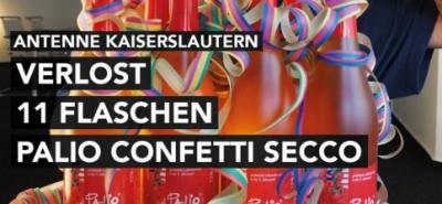 Antenne verlost 11 Flaschen Palio Secco (beendet)-Image