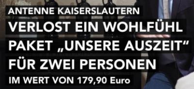 Antenne verlost ein Super-Wohlfühlpaket im Wert von 179,90€! (beendet)-Image