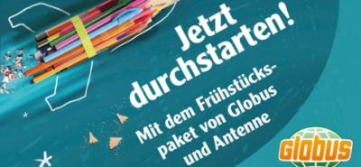 Freifrühstück mit Antenne und Globus Kaiserslautern-Image