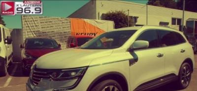 Vorstellung Koleos im Autohaus Kehry-Image