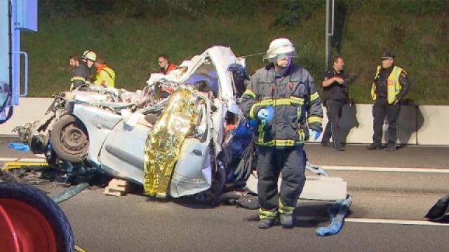 Unfall A1 Euskirchen Aktuell