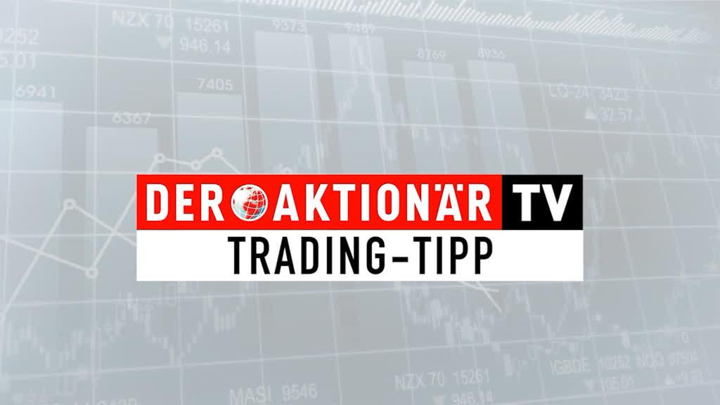 Trading-Tipp: Trendwende bei Schlumberger könnte bevorstehen