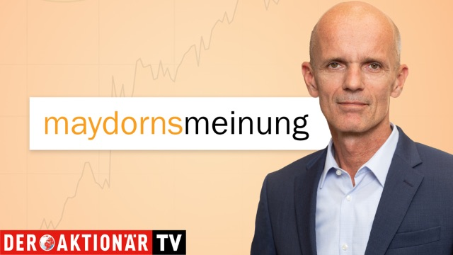 Maydorns Meinung: Apple, Varta, Tesla, BYD, Daimler, Powercell, JinkoSolar