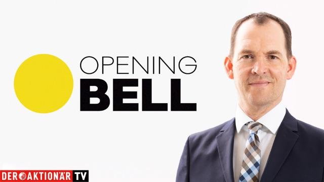 Dow Jones, Apple, Peloton, Amazon, Nvidia, Novavax - Opening Bell