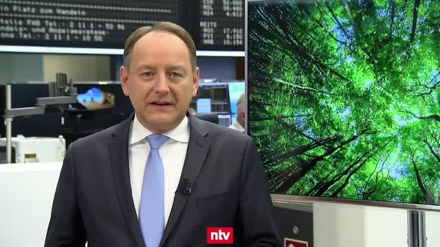 n-tv Zertifikate Klimafreundliche Unternehmen - auch an der Börse gefragt