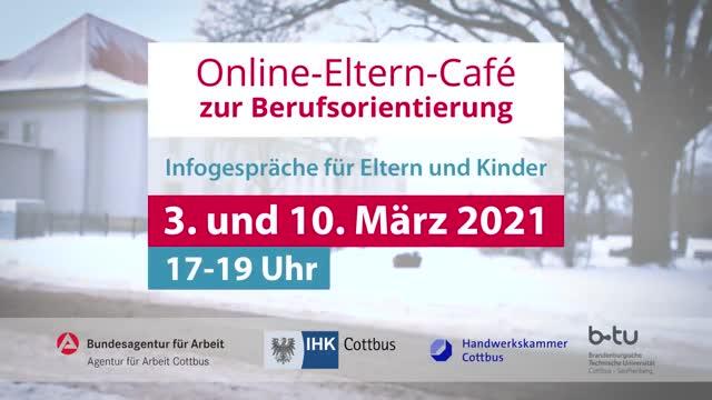 Eltern Cafe Agentur für Arbeit Spot 2021