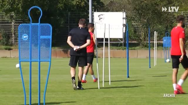 Regionalliga-Saison ist abgesagt - Die Kurznachrichten vom 25.03.21