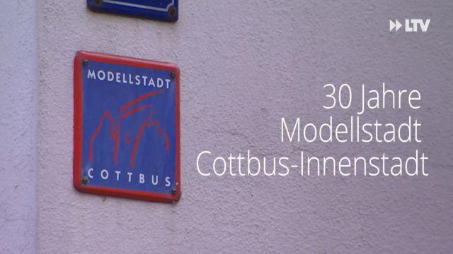 30 Jahre Modellstadt Cottbus-Innenstadt