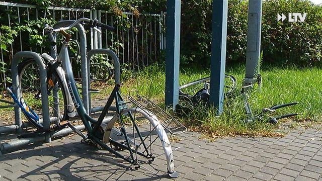 Cottbus zählt zu den Fahrraddiebstahl-Hochburgen - die Kurznachrichten am 06.05.21