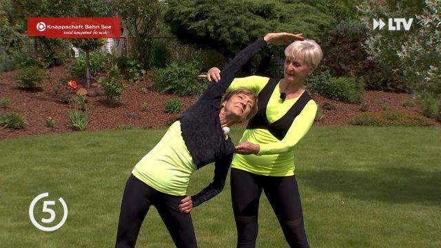 Meine 5 Minuten - Sport mit Dr. Carola Wiesner | Juni 2021