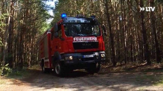 Achtung Waldbrandgefahr! - LTV Kurznachrichten am Donnerstag