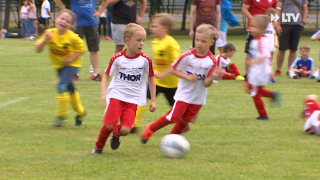 Ostsee Stadtwerke-Bambini-Fußball-Turnier