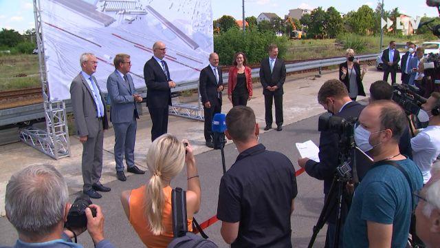 Neues Bahnwerk in Cottbus schon 2024