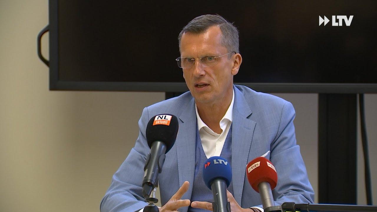 Holger Kelch tritt nicht mehr an