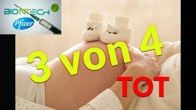mRNA Impfung bei Schwangeren?