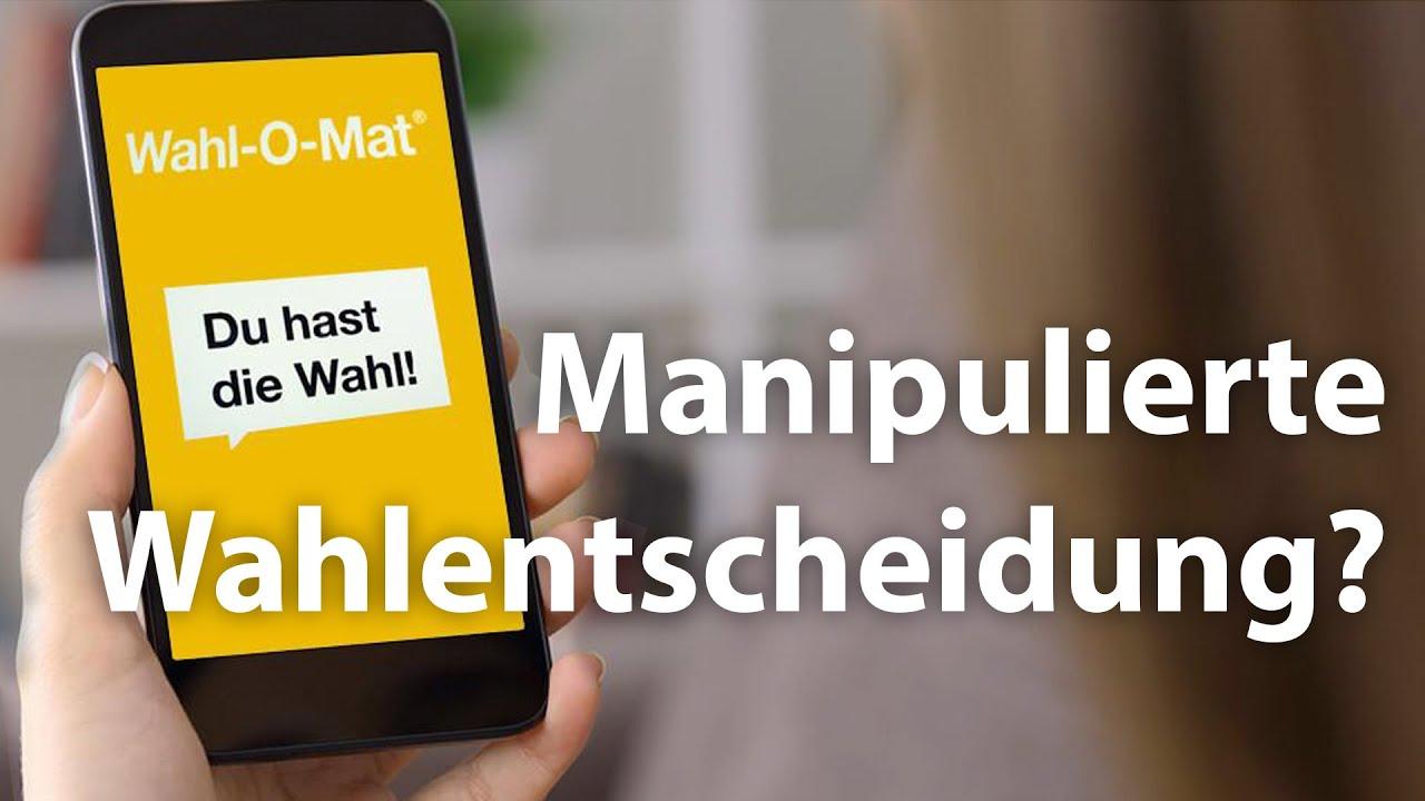 Manipulation bei Wahl-O-Mat zur Bundestagwahl 2021 - Wie genau ist die Wahlentscheidung?