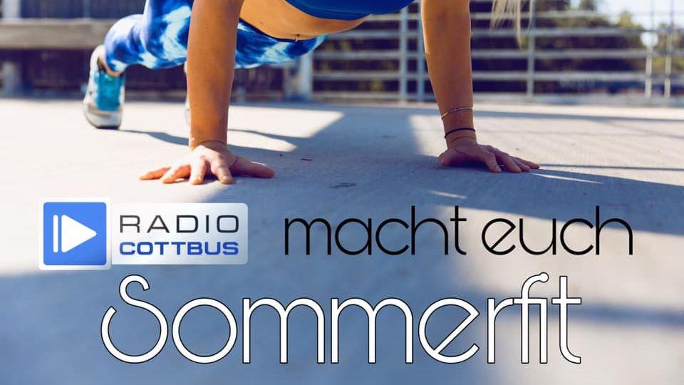 RADIO COTTBUS MACHT SIE SOMMERFIT-Image