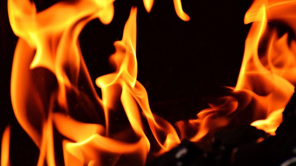Feuer im Sportheim des SV Mehlbach-Image