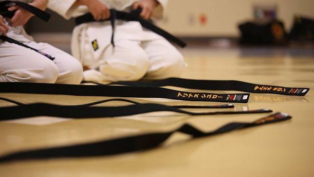 Ellen Dreieicher vom Teikyo Karate Team ist Deutsche Junioren Meisterin-Image