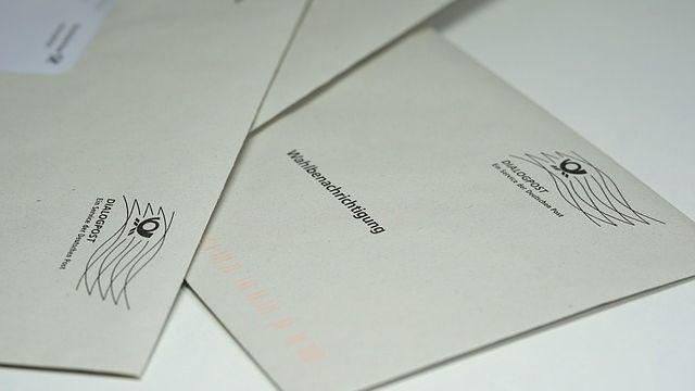 Verzögerungen bei der Bearbeitung der Briefwahlanträge-Image