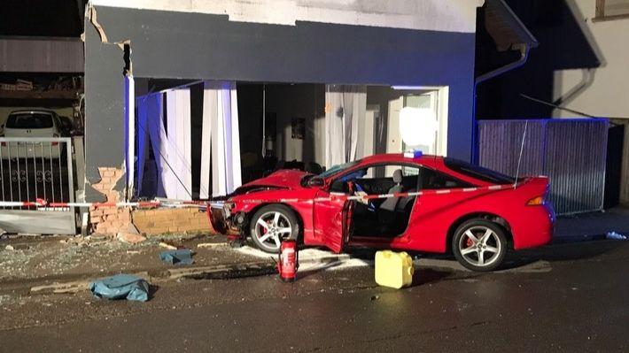 Die verletzten Frauen des Verkehrsunfalls in Trippstadt sind außer Lebensgefahr-Image