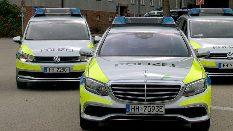 17 Neue Streifenwagen Für Die Polizei Hamburg 1