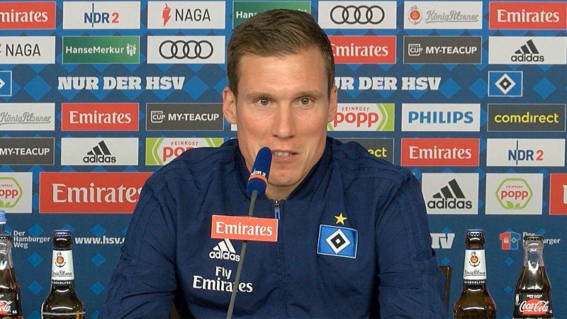 Hsv Gegen Dynamo: HSV Will Sich Gegen Dresden Absetzen